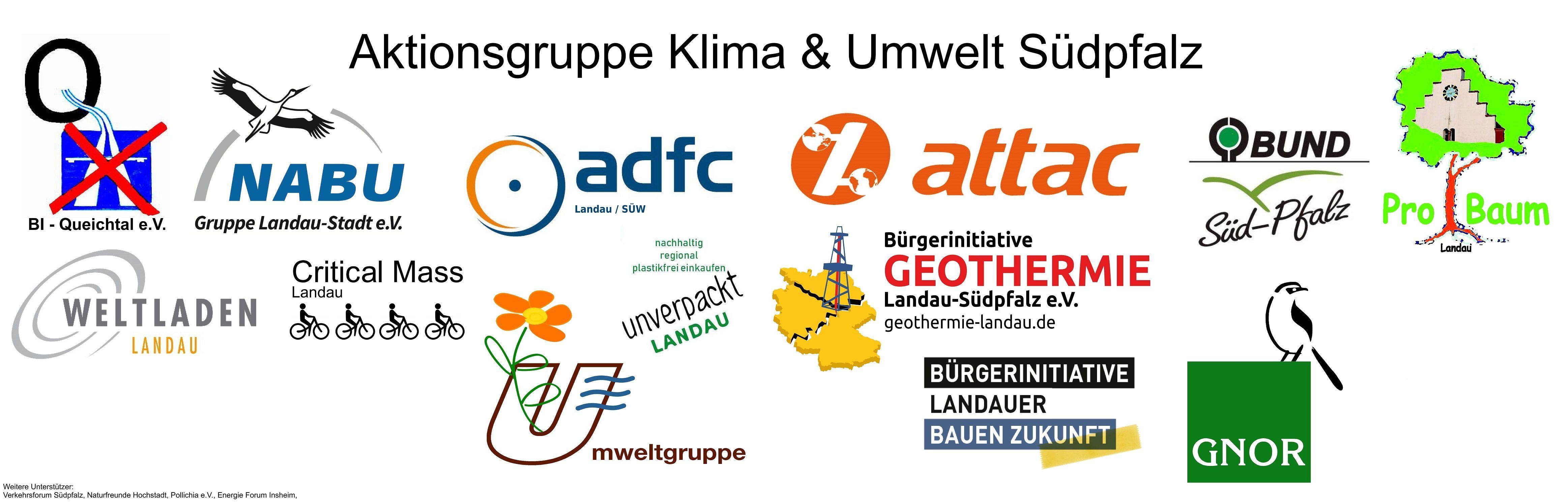 Aktionsgruppe Klima und Umwelt Südpfalz